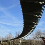 The bridge at Falls Park