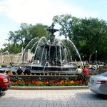 La fontaine de Tourny