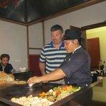 Miso- Cheft table...