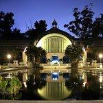 Botanical Garden Balboa Park Next To San Diego Zoo