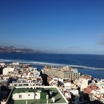 Las Canteras from AC Marriott