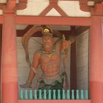 Second muscular guardian of the Buddha