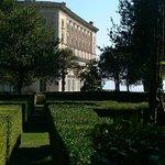 Palazzo Farnese dai Giardini