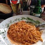 Tagliatelli - dello chef = verrukkelijk