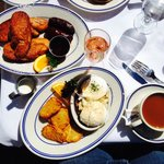 Brunch at the Wharf