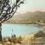 vistas al Mediterraneo desde la Via Verde
