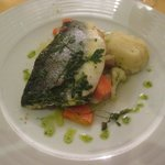 Well Presented Sea Bass Fillets