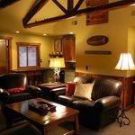 Hillside One living room