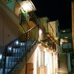House Sandra - night view
