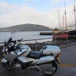 Visit Inverary but sleep at Kilfinan View, Ardishaig