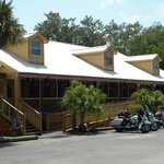 The Oyster House Restaurant Everglades City, FL