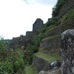 Huayna Picchu Ruins