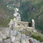 The unexpected ruins atop Huayna Picchu