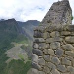 Machu Picchu from Grain Store