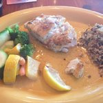 Grouper filet. Absolutely amazing!
