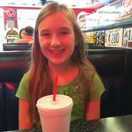 lunch with daughter