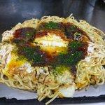 Okonomiyaki, nice!
