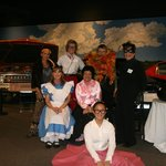 Halloween Event at the Car Museum