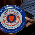 Award von Chaine des Rotisseurs