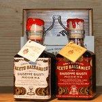 Älteste Balsamico Acetaia Italiens - bei Plangger Delikatessen