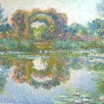 "Monet's ""Flowering Arches"""