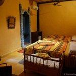 Zimmer mit 2 Doppelbetten