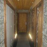 couloir du second étage