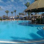 pool bar - where we spent our whole holiday!