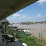 Mekong River from room