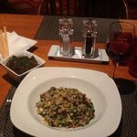 Chef Kunall's Lentil Side and Orzo Veggue Pasta - Amazing Combination