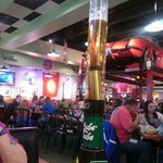 Free 100oz beer tube on birthday