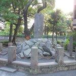 13.09.22【西郷隆盛生誕地】石碑