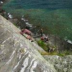 Rock Climbing in Queenstown