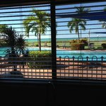 view from our living room