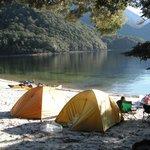 Sea Kayaking on Lake Manapouri
