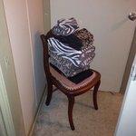 Victorian Room Towels