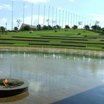 Amphitheatre and Eternal Flame