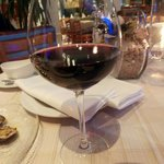 Good glass of wine