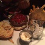 Lovely burger