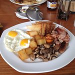 Best English Breakfast !!