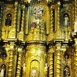 Altar Mayor de la Compañía de Jesús