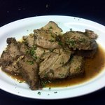 Pernil (slow roasted pork)
