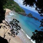 Vista da Praia do Sancho