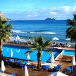 Foto de Crystal Beach Hotel