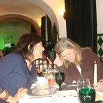 Jantar de amigas