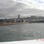 View of Plymouth Hoe from Ship