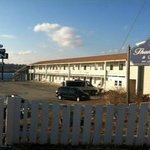 newly renovated inn with waterviews from every room
