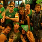 Bar - St paddies Day