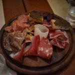 Assortment of tuscan meat