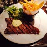 Steak frites ������